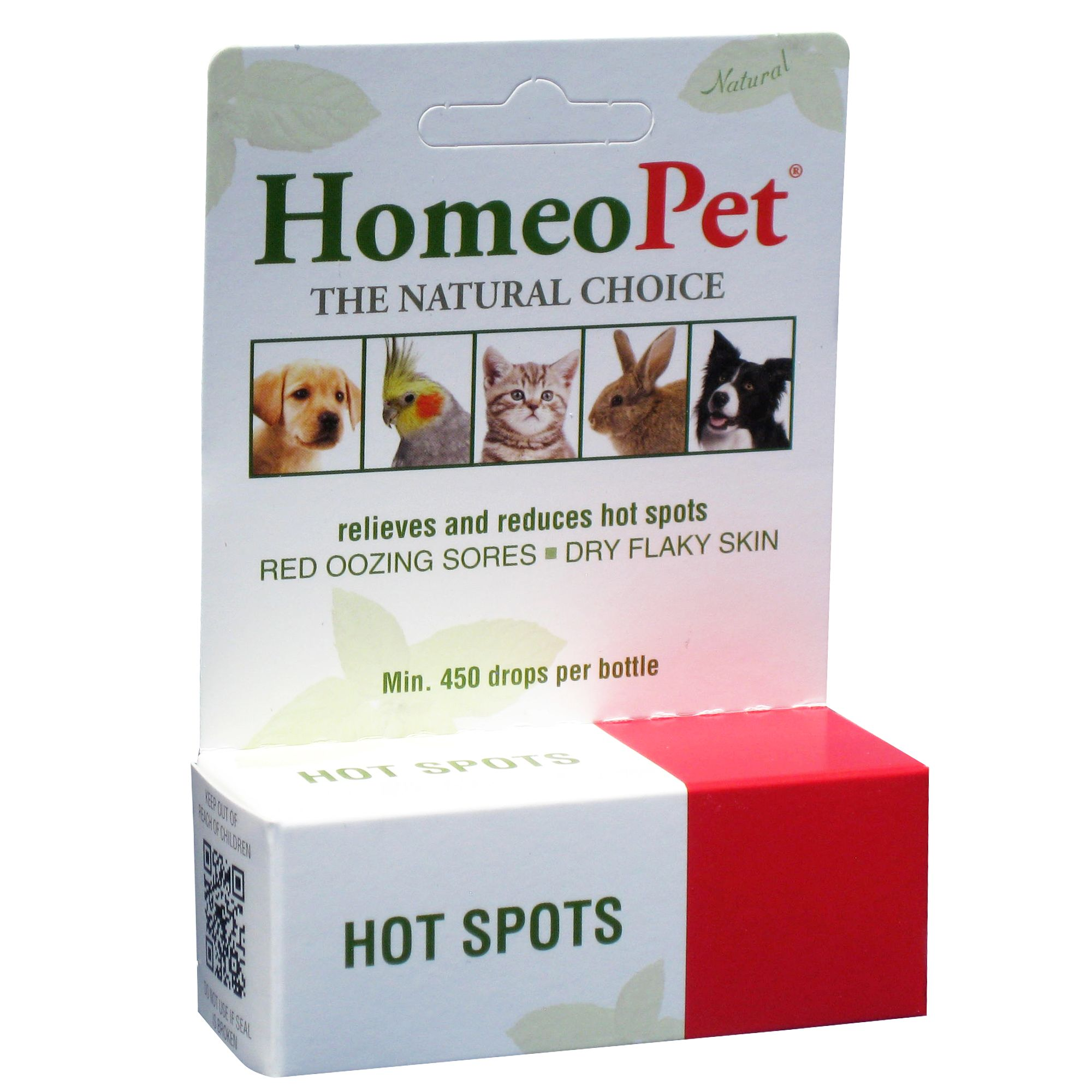 Homeopet Hot Spot Relief
