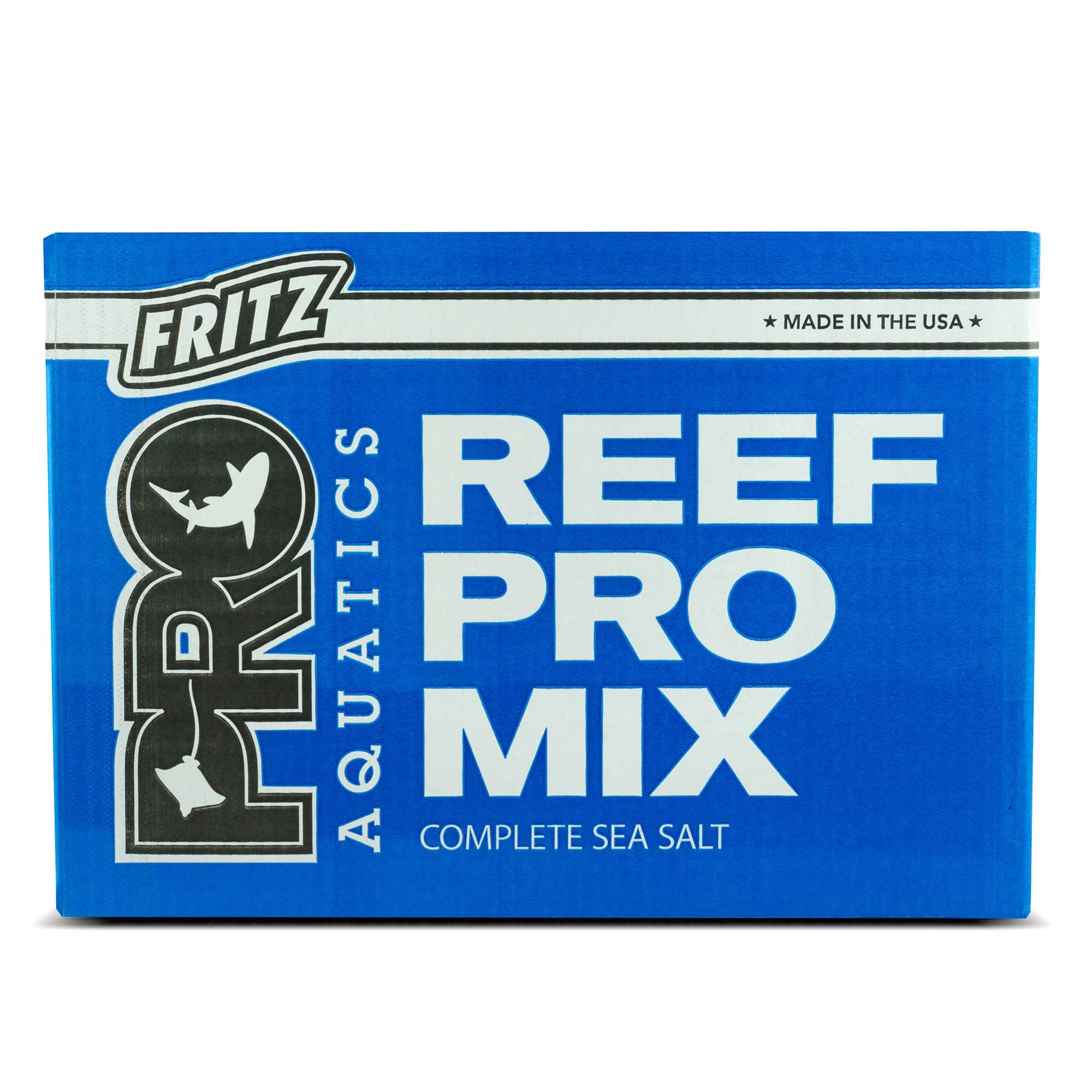 Fritz Proaquatics Reef Pro Mix Marine Salt Size 55 Lb