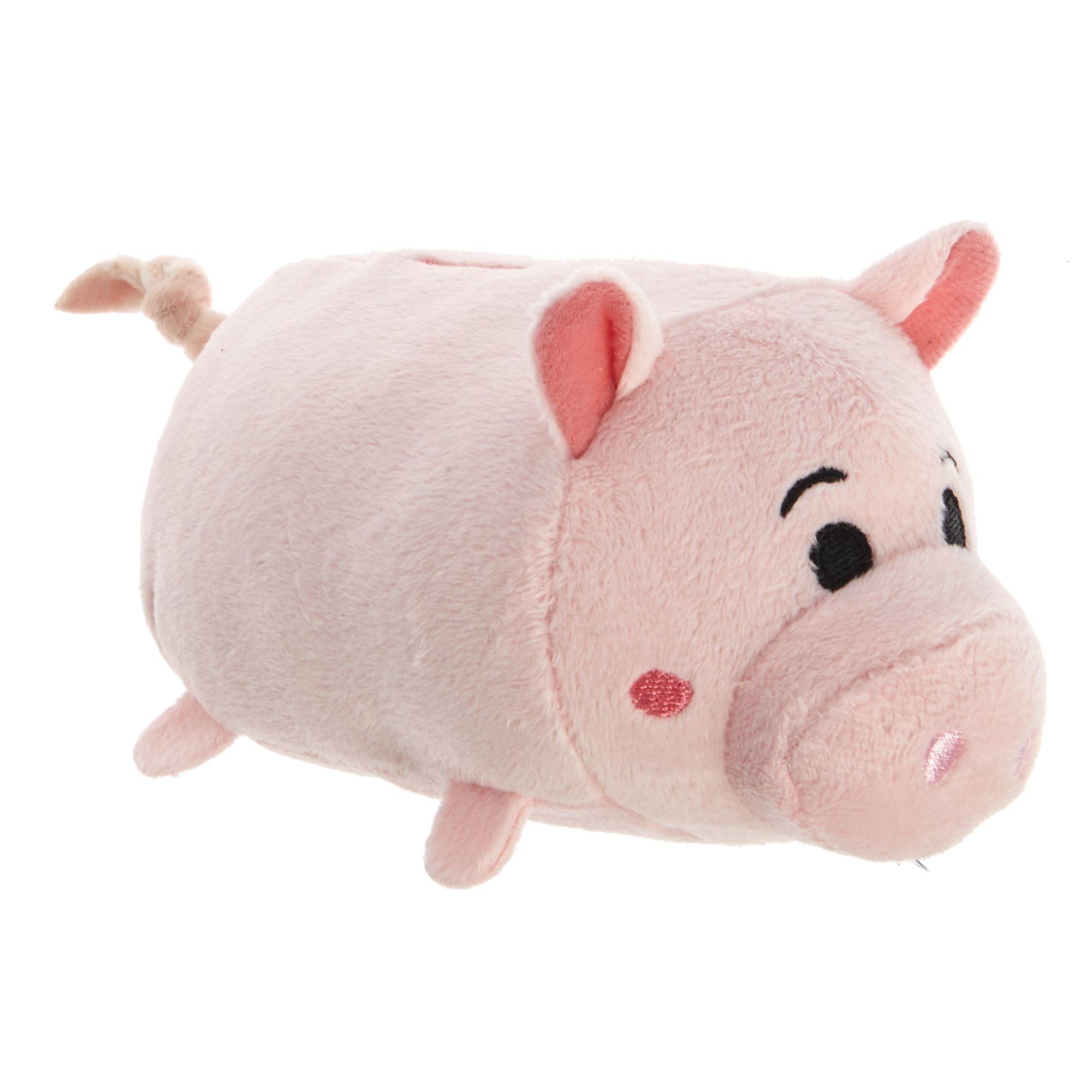 "Disney Hamm ""Tsum Tsum"" Dog Toy - Plush, Squeaker size: Small 5274214"
