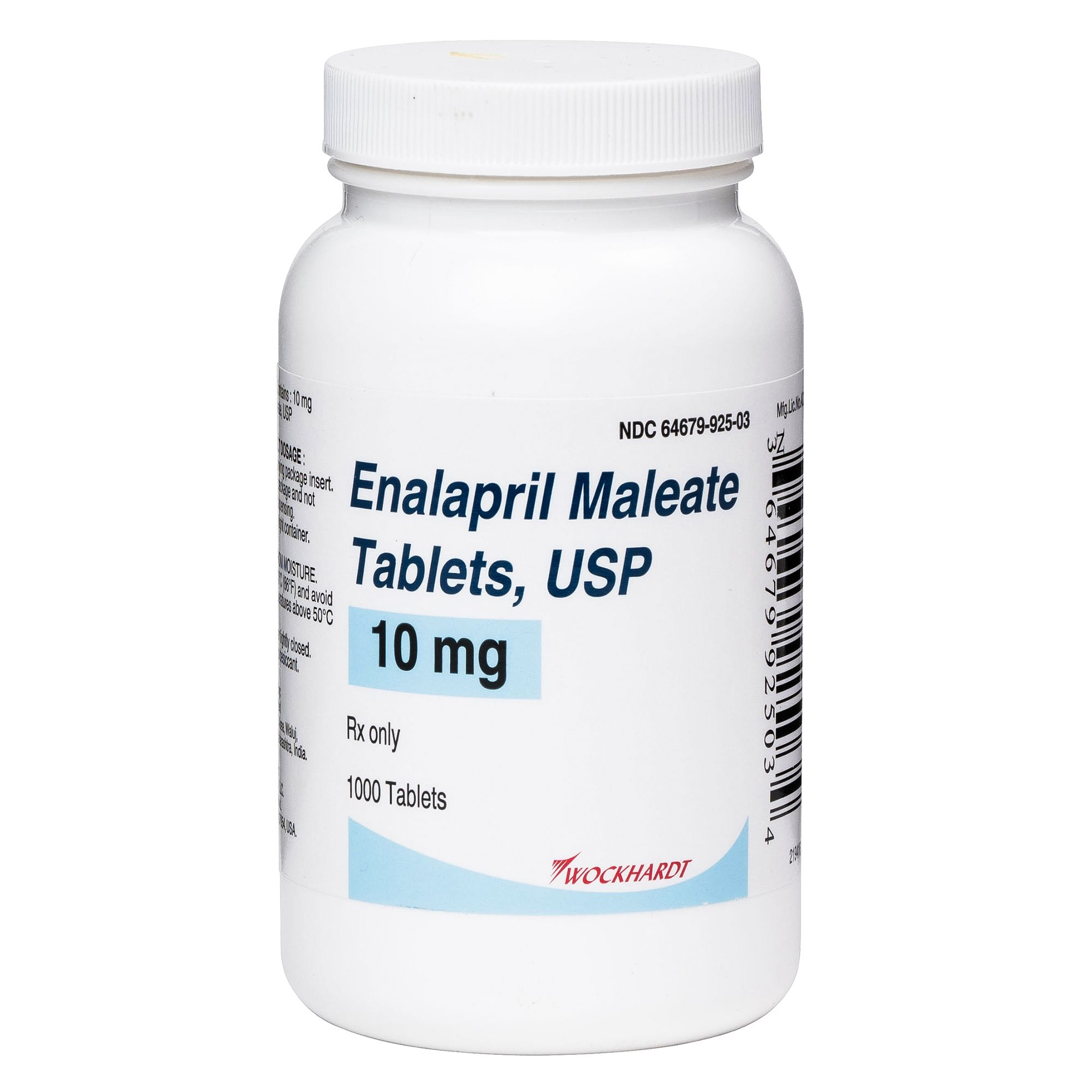 Enalapril Tablet (Generic to Enacard) size: 10 mg 5274442