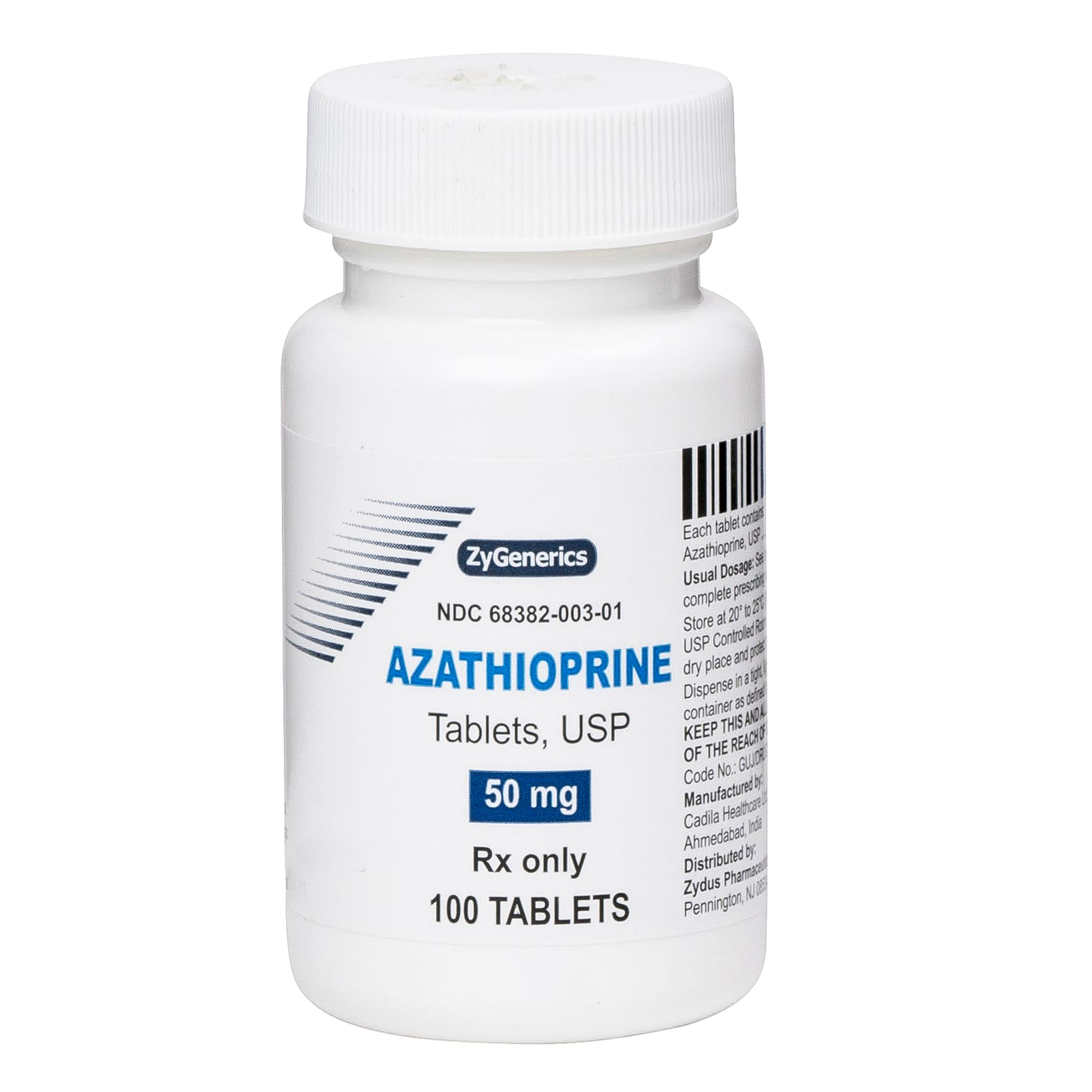Azathioprine Tablet Size 50 Mg