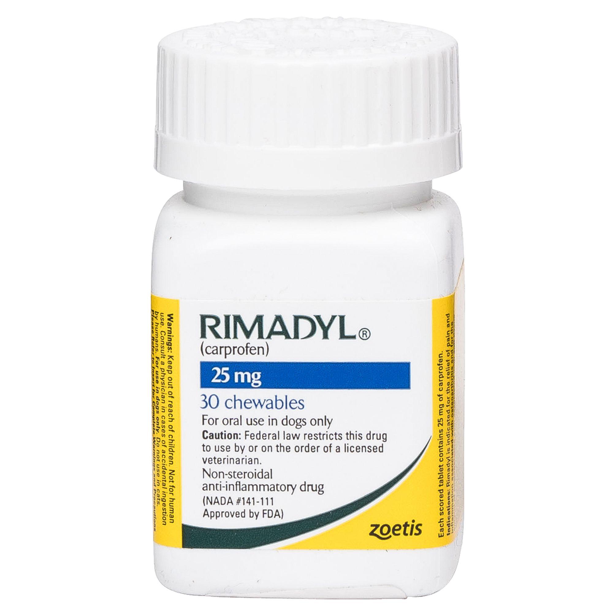Rimadyl Pain and Arthritis...