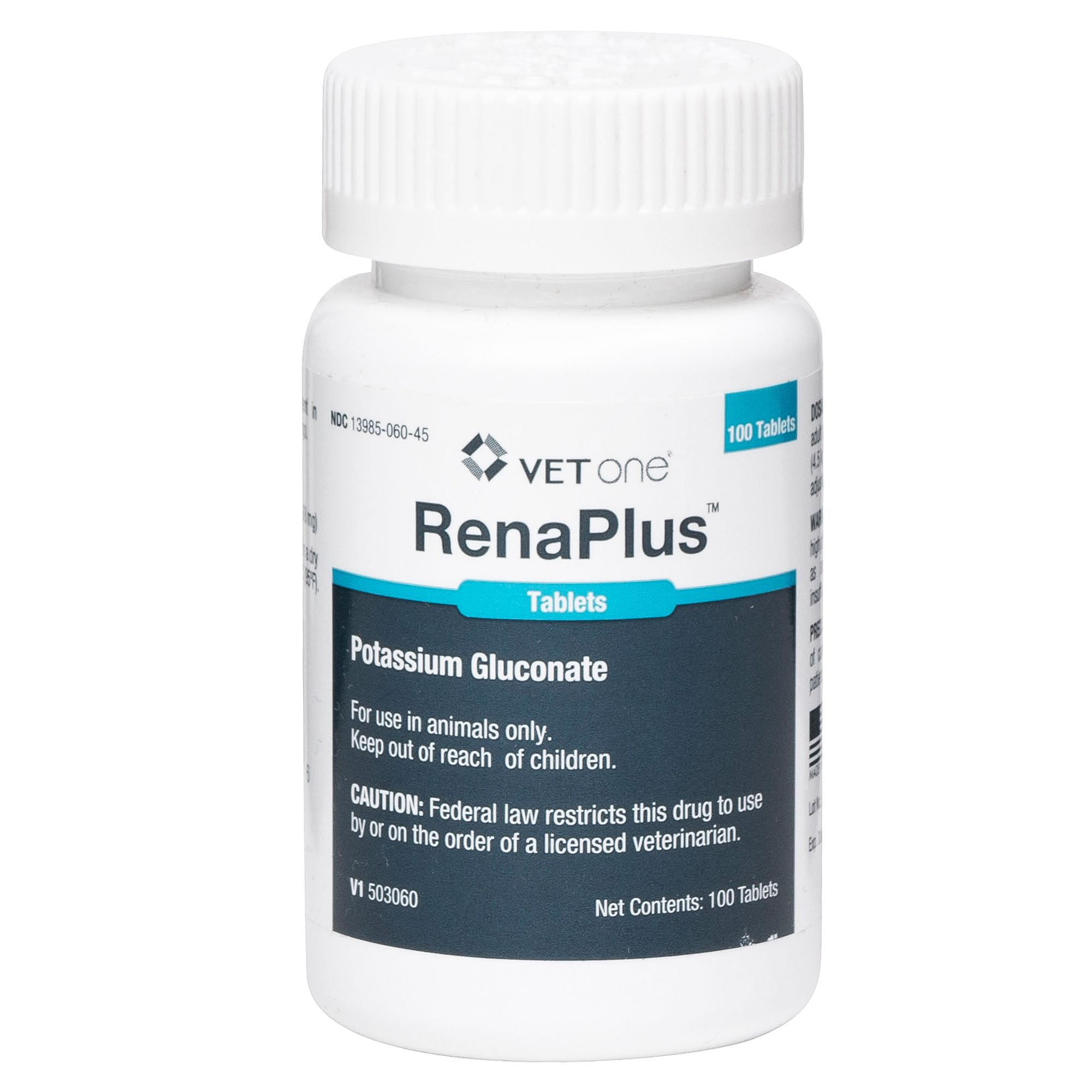 RenaPlus Tablet size: 468 mg