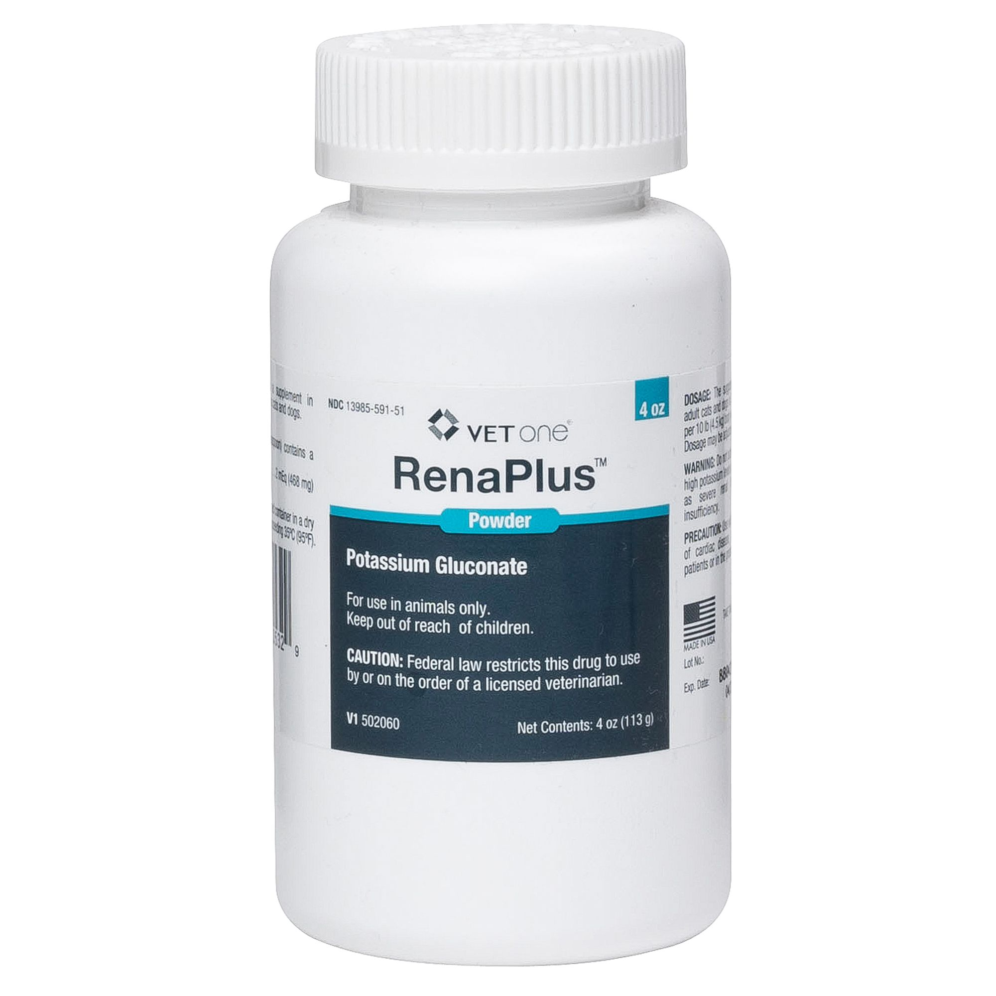 RenaPlus Powder size: 4 Oz