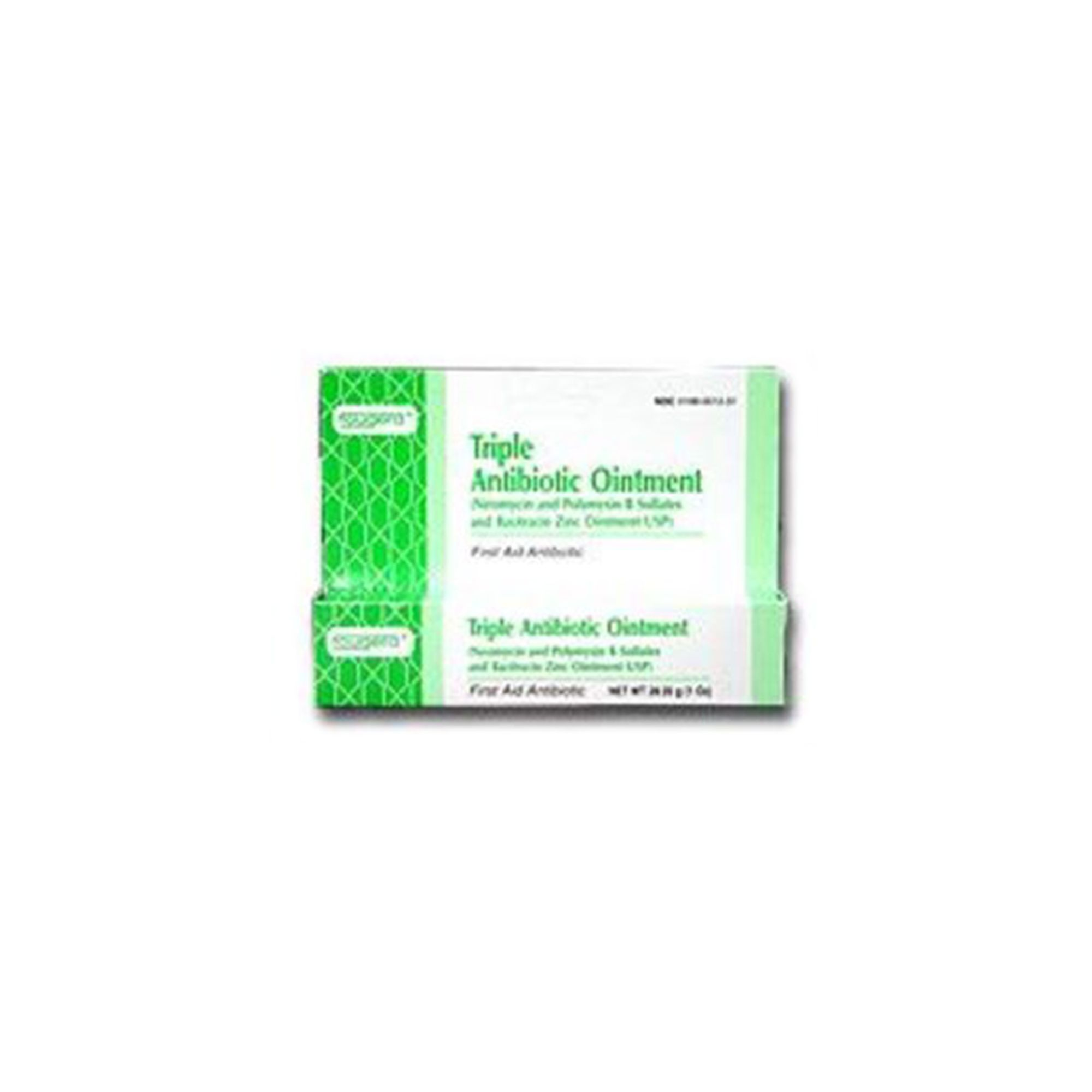 Triple Antibiotic Ointment Size 1 Fl Oz