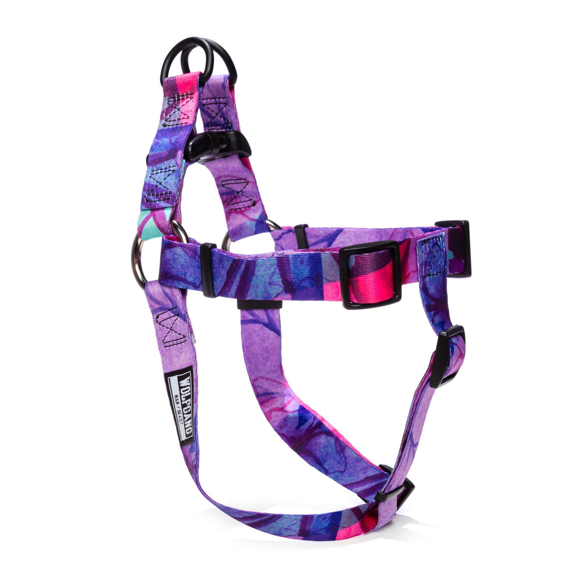 Wolfgang Man and Savage DayDream Dog Harness size: Large, Wolfgang Man & Beast