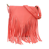 Fringe Flap Bag