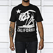 Mens Cali Bear Tee