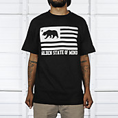 Mens Box Flag Tee