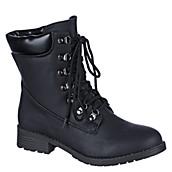 Women's Combat Boot Cindy