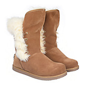 Buy Women's Boots with Fur | Cheap Faux Fur Boots Online at Shiekh ...