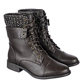 Women's Miltary Boots at Shiekh Shoes