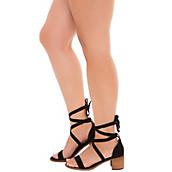 Women's Rizzaa Lace-Up Heel