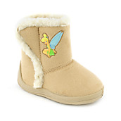 Kids Suede Velcro Boot (7-13)