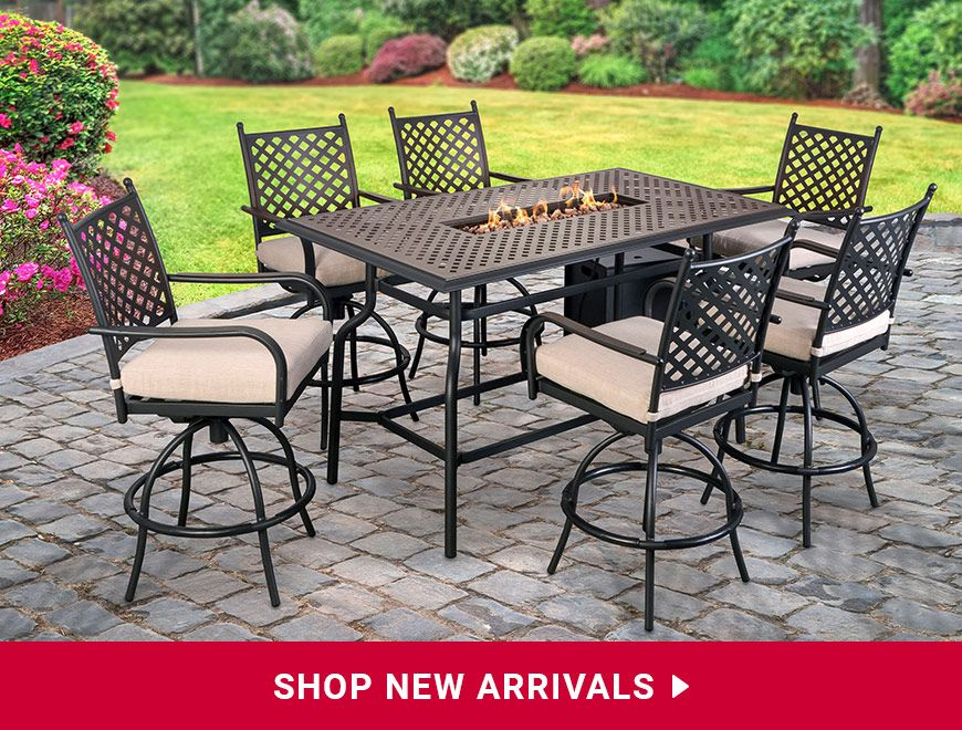 Fantastic Patio Furniture Bjs Wholesale Club Ncnpc Chair Design For Home Ncnpcorg