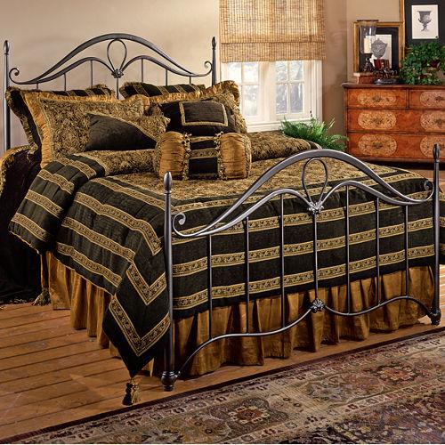Baldwin Metal Bed or Headboard