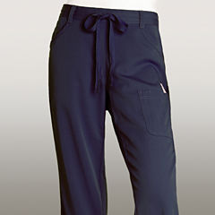 NrG™ by Barco 4-Pocket Tie-Front Straight Pants