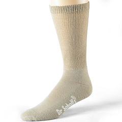 Dr. Scholl's® 2-pk. Non-Binding Crew Socks