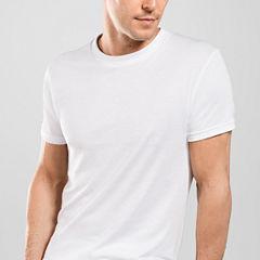 Stafford® 4-pk. Blended Cotton Crewneck T-Shirts–Big & Tall