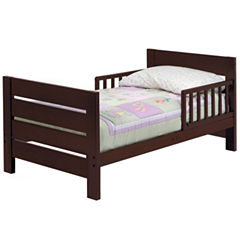 Modena Toddler Bed - Espresso