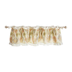 Waverly® Baby by Trend Lab® Rosewater Glam Window Valance