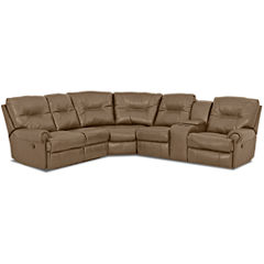 Brinkley 5-pc. Reclining Motion Sectional