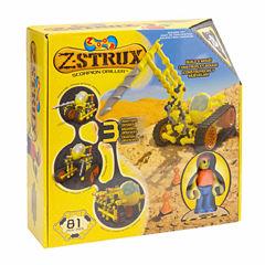Zoob Z-Strux Scorpion Driller Interactive Toy - Unisex