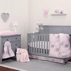 Nojo 8-pc. Crib Bedding Set