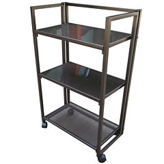 Outdoor Oasis™ Newberry Foldable Service Cart