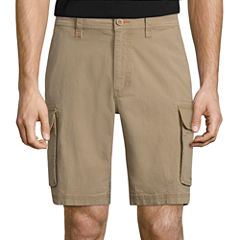 St. John's Bay Classic Fit Woven Cargo Shorts
