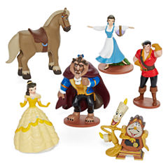 Disney Collection 6-pc. Beauty and the Beast Figure Set
