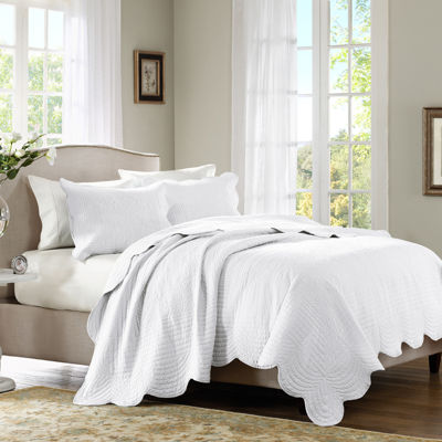 madison park venice 3pc quilt set - California King Bedspreads