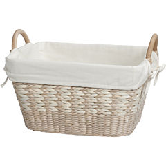 Creative Bath™ Towel Basket with Liner