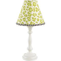 Cotton Tale Here Kitty Kitty Lamp