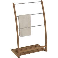 Creative Bath™ Eco Style Bamboo Towel Stand