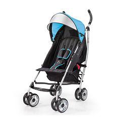 Summer Infant® 3D Lite Convenience Stroller - Caribbean Blue