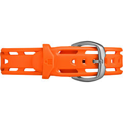 Timex Ironman Sleek 30 Mens Orange Strap Watch-Tw5m105009j