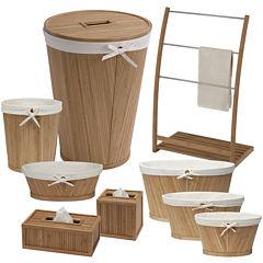 Creative Bath™ Eco Style Bamboo Hamper Collection