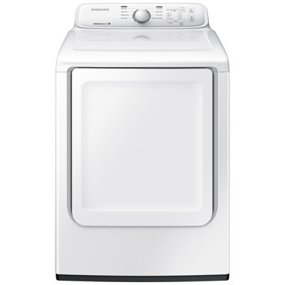 samsung 72 cu ft electric dryer with moisture sensor