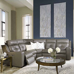 Grove  5 Pc Power Sectional