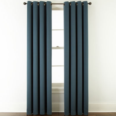 studio mckenna grommettop curtain panel - Room Darkening Curtains