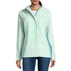 Columbia Grey Skies Rain Jacket