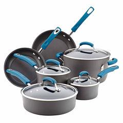 Rachael Ray 10-pc. Cookware Set
