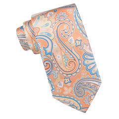 Stafford Gouda Paisley Tie