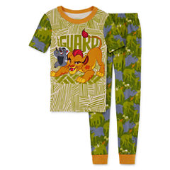 Disney Lion Guard SL Pant Pajama Set Boys