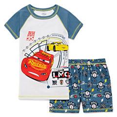 Disney 2-pc. Cars Pajama Set Boys
