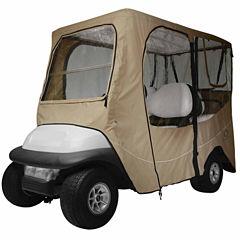 Classic Accessories Fairway Gofl Cart Rain Cover
