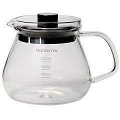 Bonavita Glass Coffee Carafe, 600ml
