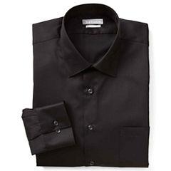 Van Heusen® No-Iron Lux Sateen Dress Shirt–Big & Tall