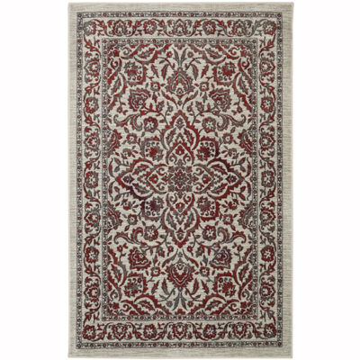mohawk home chelsea persian rectangular rug - 3x5 Rugs